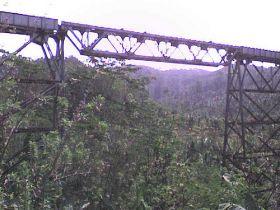 Menelusuri Jalur Kereta Banjar - Pangandaran - Cijulang Yang Telah Mati
