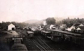 Stasion Banjar Menuju Pangandaran Cijulang - Menelusuri Jalur Kereta Yang Mati