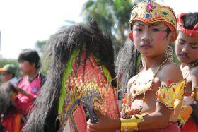 Barongan Alias Ebeg, Seni Tradisional Yang Nyaris Lenyap di Pangandaran
