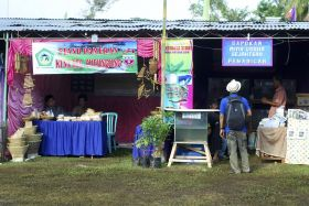Pangandaran Fair Pameran UKM dan Agribisnis