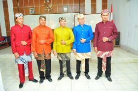 Dokumentasi Calon Mojang dan Jajaka Kabupaten Pangandaran