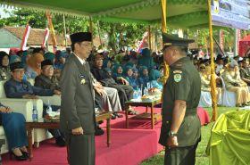 Karnaval dan Gelaran Budaya Meriahkan HUT ke 1 Kabupaten Pangandaran
