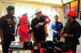 Acara Puncak Silver Anniversary of 25th International Kite Exhibition 2014