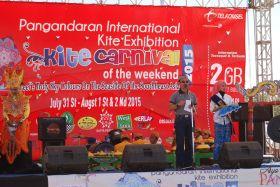 "Galeri Photo "" Pangandaran Kite carnival of the weekend 2015"""
