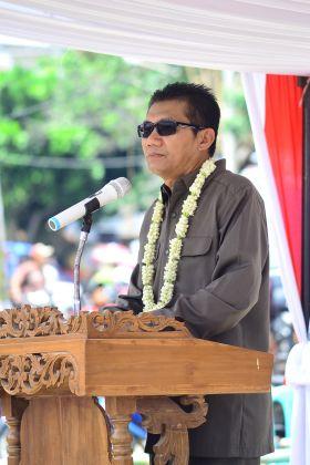 Rangkaian Syukuran Nelayan Pangandaran 2012