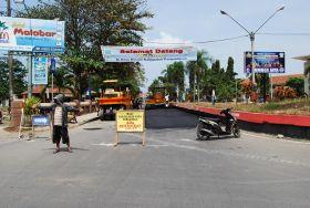 Perbaikan Infrastruktur  Jalan Raya Kab. Pangandaran