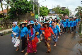 Dokumentasi Hajat Laut Pantai Barat Pangandaran