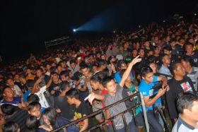 Cita Citata Hibur Warga Kabupaten Pangandaran