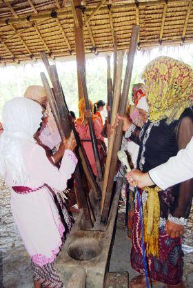 Galeri Pagelaran Budaya Desa Margacinta