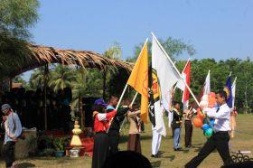 Seremonial Perpisahan SMU Negeri 1 Pangandaran