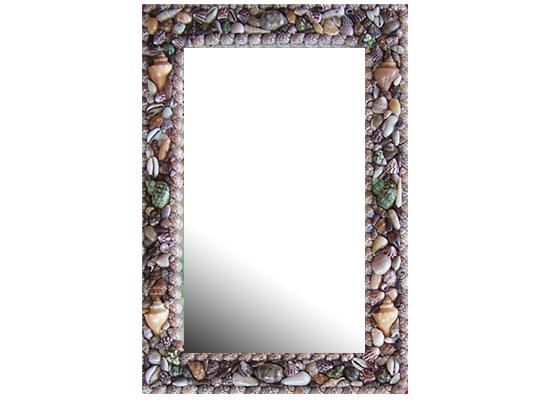 Lengkapi Ruang Hias Anda dengan cermin khas dari Pantai Pangandaran ...