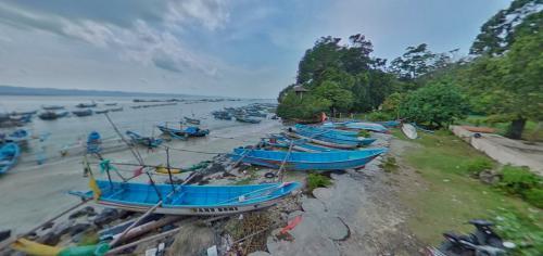 Keindahan Taman Wisata Cagar Alam Pangandaran Dalam Foto 360