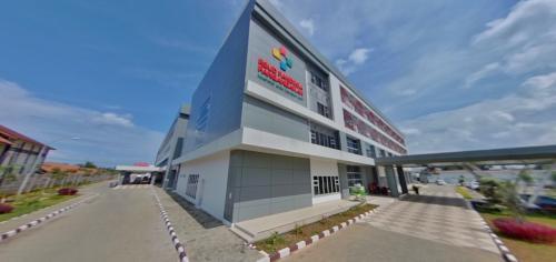 Megahnya RSUD Pandega Pangandaran Dalam Foto Panorama 360