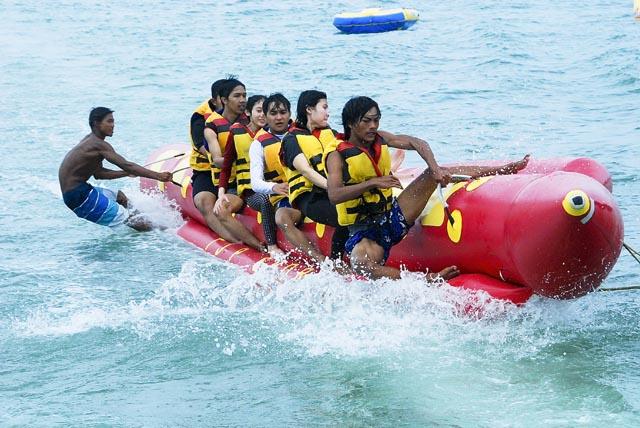 Trijaya Watersport Pangandaran