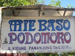 Baso Podomoro