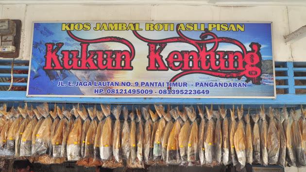 Kios Jambal Roti Kukun Kentung