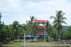 Lapang Volley