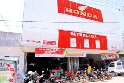 Netral Jaya Motor Pangandaran