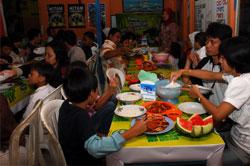 RM Berkah Sea Food, Nikmatnya santap sea food