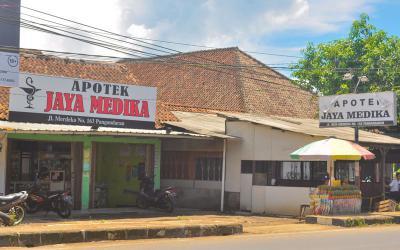 Apotek Jaya Medika Pangandaran