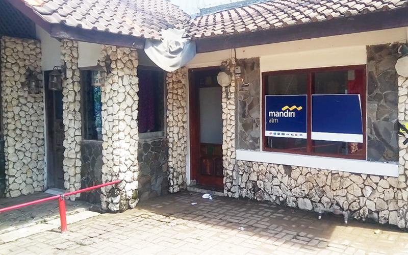 ATM MANDIRI depan Bumi Nusantara