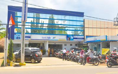 Bank BJB Cabang Pangandaran