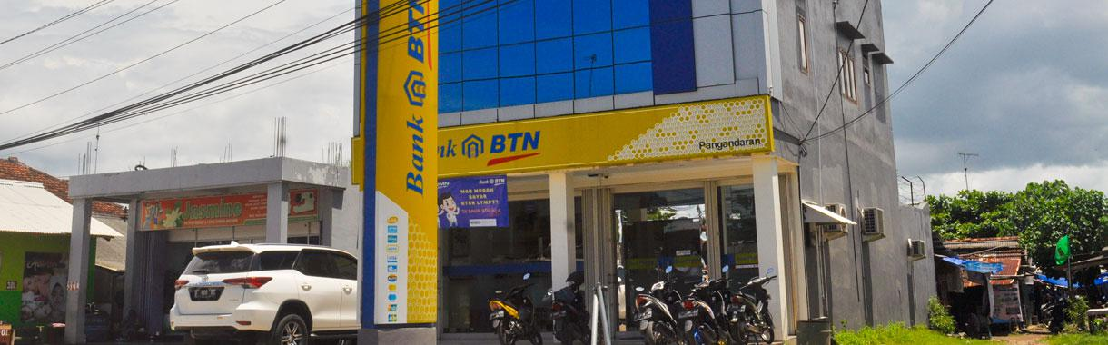 Bank BTN Pangandaran