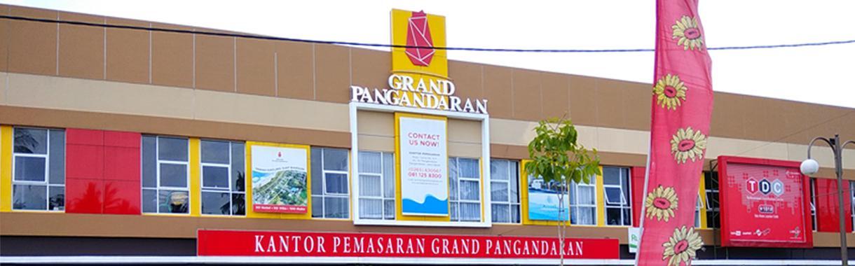 Kantor Pemasaran Grand Pangandaran