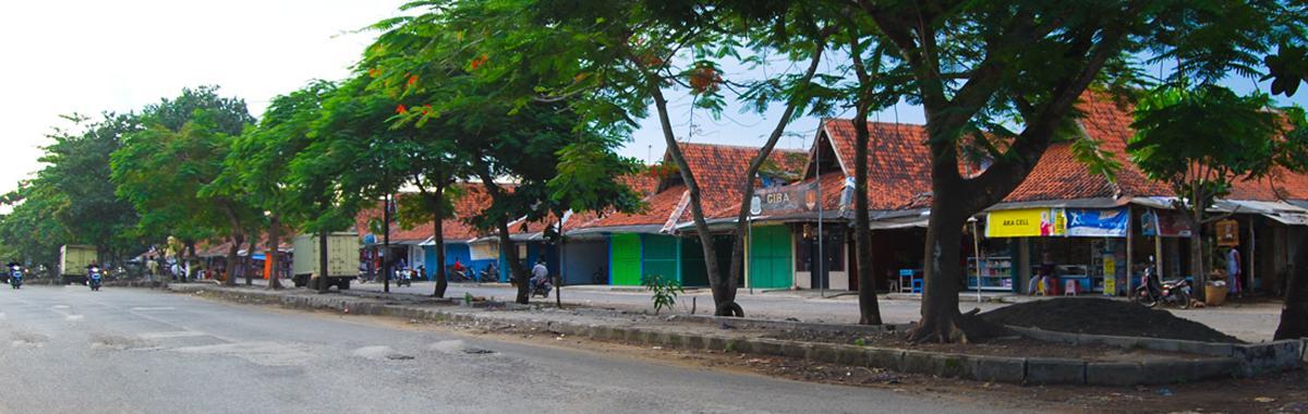 Pasar Wisata Pangandaran