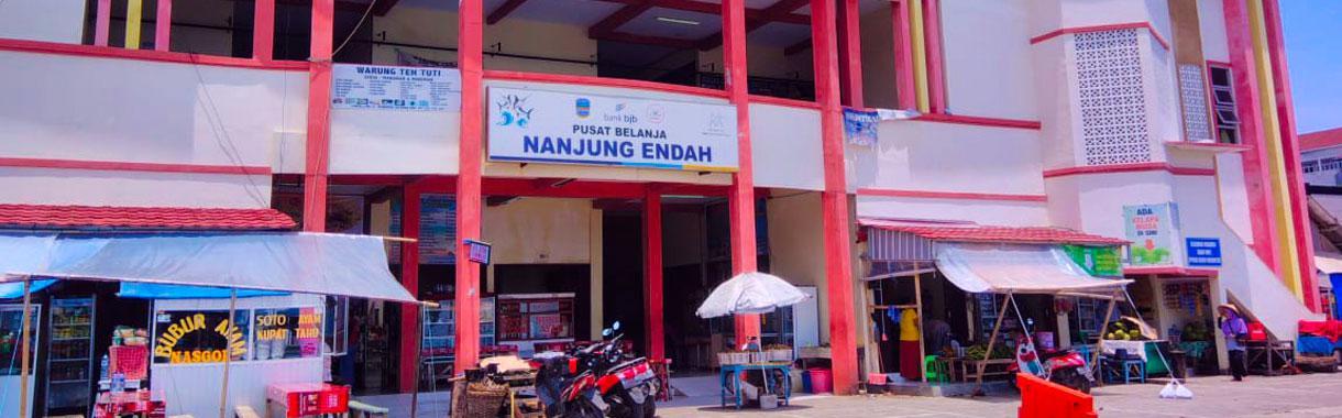 Pusat Belanja Nanjung Endah