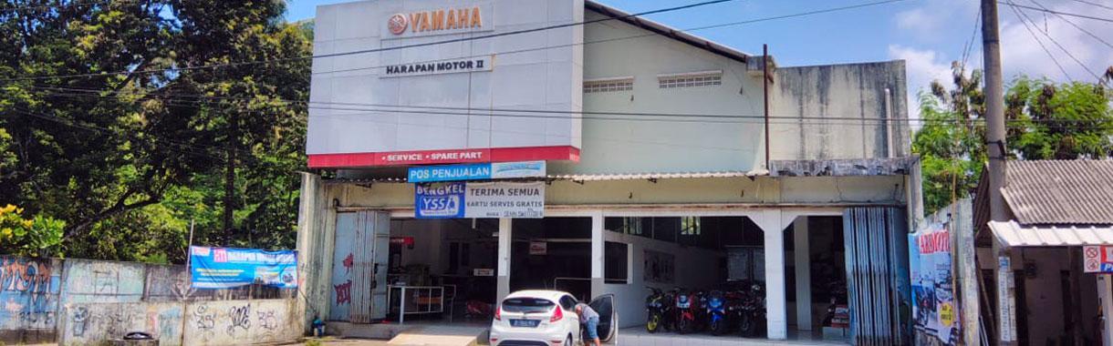 Yamaha Harapan Motor Pangandaran