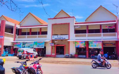 Pusat Belanja Nanjung Elok