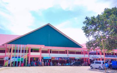 Pusat Belanja Nanjung Sari