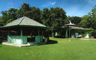 Pusat Informasi Taman Wisata Alam (TWA) Pangandaran