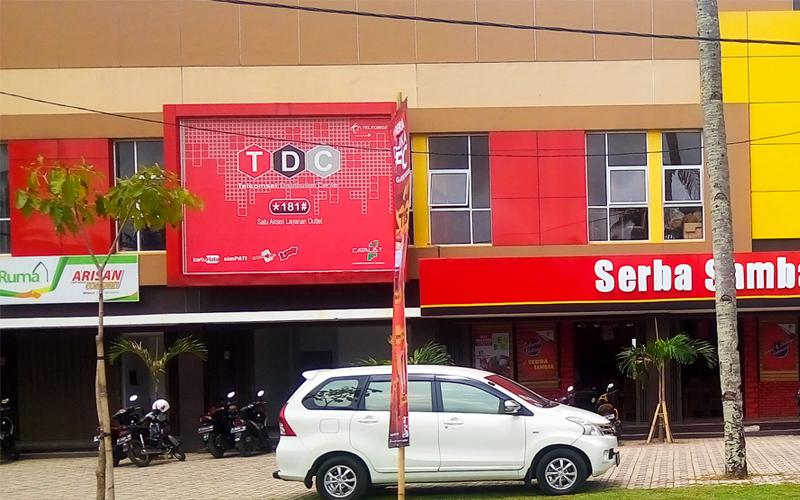 Telkomsel Distributor Center
