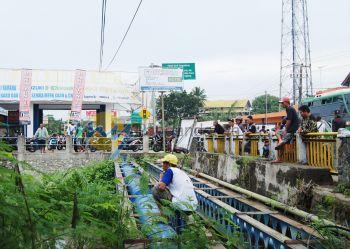 Sungai Cikidang Pasang, Ikan-Ikan Bermunculan