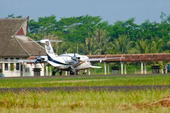 Bandara Nusawiru, Satu-satunya Bandara Terbesar di kab. Pangandaran