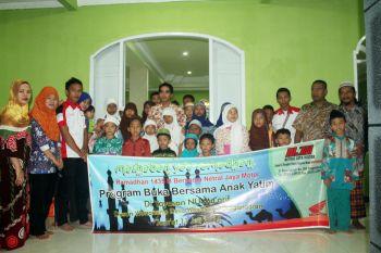 Buka Bersama Anak Yatim Netral Jaya Motor Pangandaran