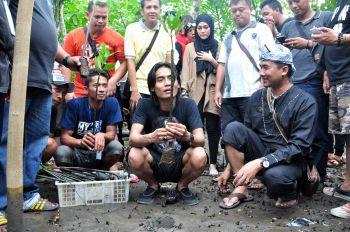 Charlie Setia Band Tour Bareng MyPangandaran.com