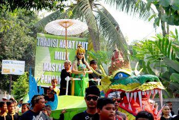 Dibalik Pemeran Tokoh Nyi Roro Kidul Dalam Hajat Laut 2015