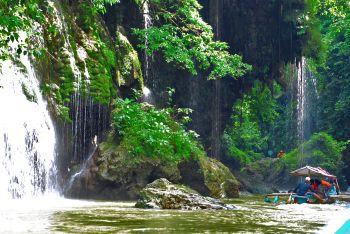 Hujan Abadi Green Canyon