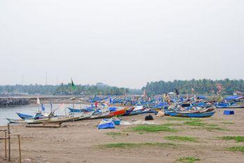 Inilah Kondisi Pelabuhan Pendaratan Ikan (PPI) yang Hampir Rampung