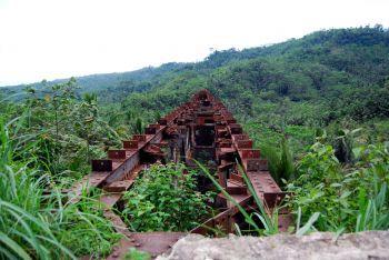 Jembatan Cikacepit Mahakarya Yang Mengagumkan