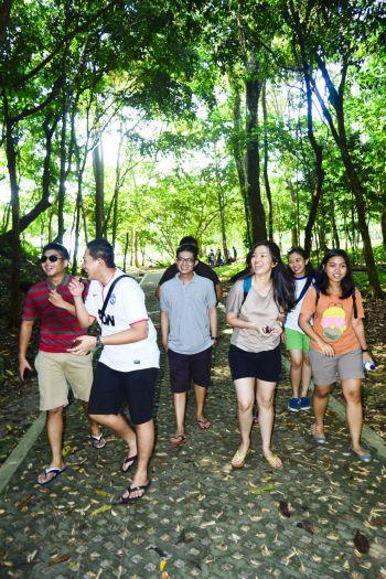 Jungle Tracking TWA Cagar Alam Pangandaran