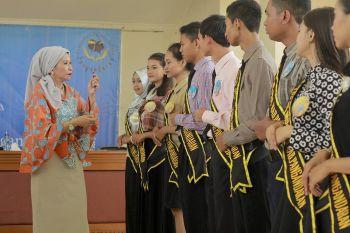 Karantina Pasanggiri Mojang Jajaka Pangandaran 2015