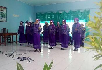 Kontingen Pentas Seni Pendidikan Agama Islam