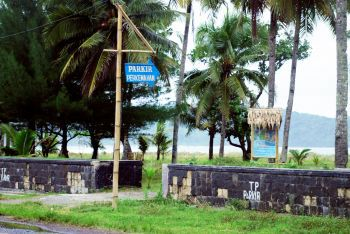 Lapangan Perkemahan Pangandaran