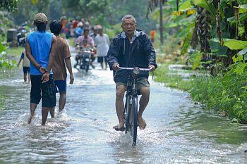 Melintasi Banjir
