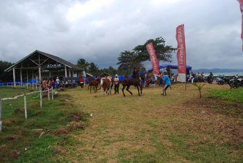 Mengintip Persiapan Pacuan Kuda Pangandaran Cup 1