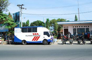 Mobil Pelayanan SIM Keliling